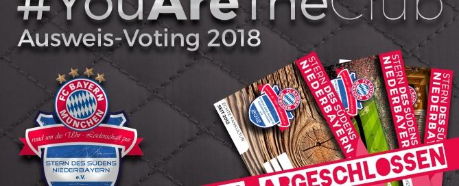 Ausweis-Voting 2018 abgeschlossen | SDSN